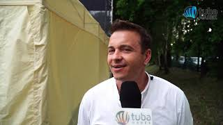 Weekend, Radek Liszewski - wywiad dla ''Tuba Reporter''  (Marki -Czerwiec 2019)