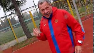 Мастер-класс: спринт. Урок 1. Памяти Юрия Исааковича Мурованного.