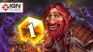 Is Getting Legend in Hearthstone Easy? - IGN Plays