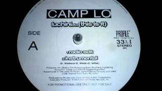 Camp Lo   Luchini aka This Is It Instrumental 1996 HQ