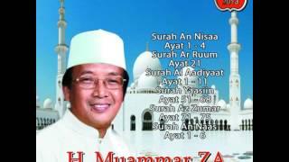 H.Muammar ZA Surah An-Naas Ayat 1-6(114) Full