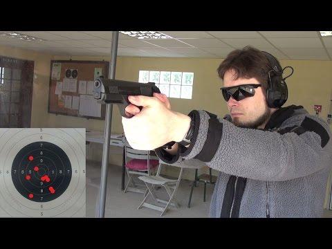Beretta PX4 Storm F 9mm 25 meters