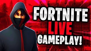 FORTNITE CUSTOM MATCHMAKING! GIFTING SKINS! COME JOIN! ( FORTNITE BATTLE ROYALE )
