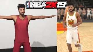 NBA 2K19 Prelude My Career - Playmaking Shot Creator PG Creation + First Game! (1)