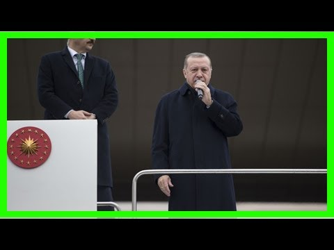 Erdogan to speak with the Pope and Western leaders over the trump of jerusalem decided-Top News Tod