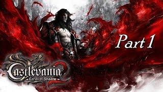 Прохождение Castlevania - Lords of Shadow 2 [Часть 1] - Габриэль - Дракула