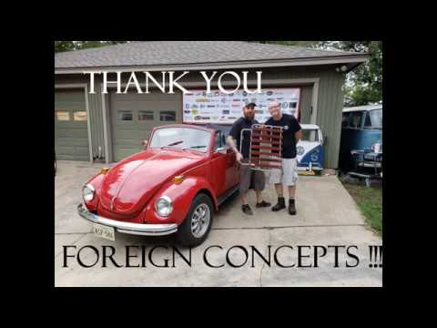 Foreign Concepts Rack Vw Harvest