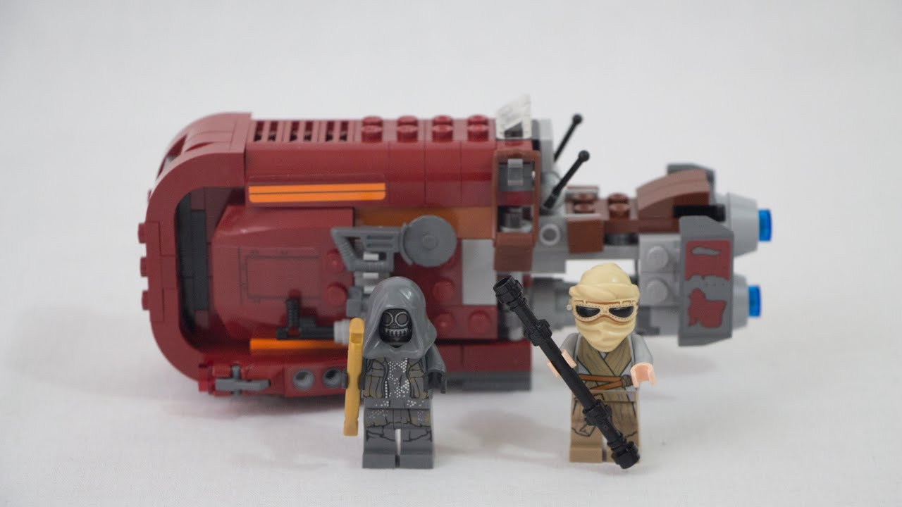 how to make a lego star wars stop motion movie