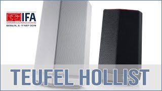 Teufel Holist S und Holist M - Alexa Smart Speaker