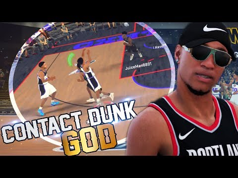 NBA 2K18 Pro Am: Unstoppable Center Gave Us A Close Game!