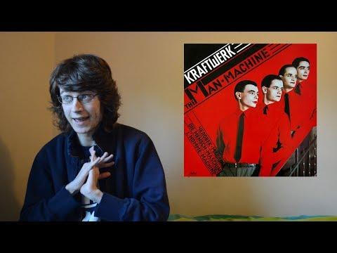 Kraftwerk - The Man Machine (Album Review)