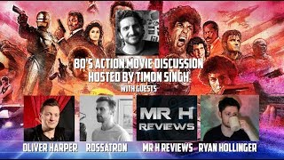 80's Action Movies Discussion And Analysis With Oliver Harper, Rossatron & Ryan Hollinger