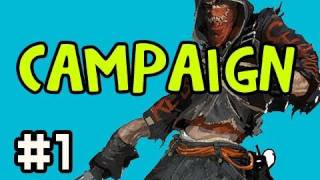Brink: Co-op Campaign Mission 1 w/Nova Sp00n & SSoH Ep.1