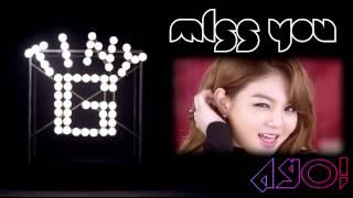 [AYO-Collaboration] TINY-G (타이니지) - Miss you (보고파)