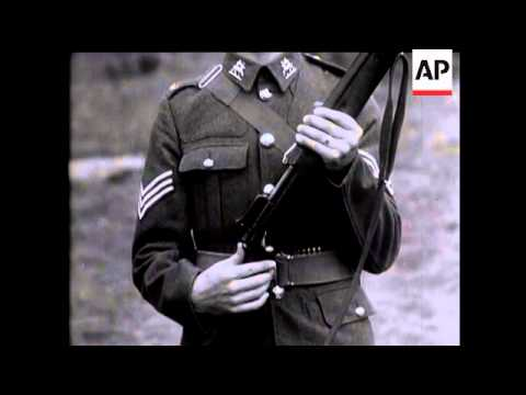 The P14 Rifle Explained - 1940