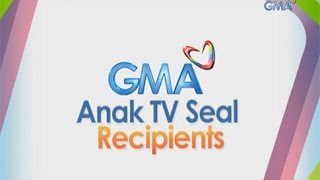 Kapuso Network, humakot sa 2014 Anak TV awards