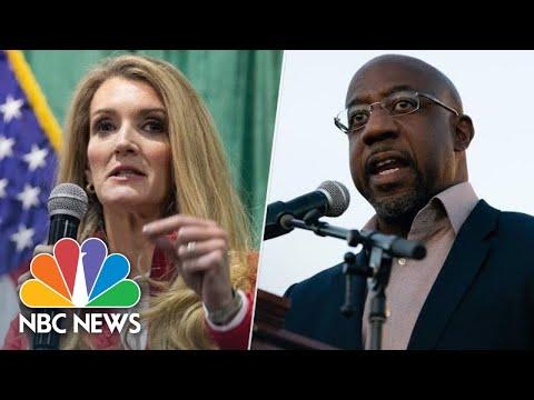 Watch: Georgia Senate Runoff Debates | NBC News