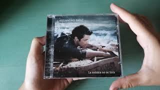 Baixar ALEJANDRO SANZ – LA MÚSICA NO SE TOCA (CD UNBOXING)