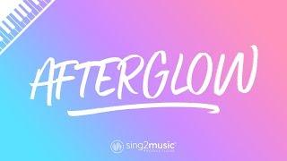 Afterglow (Piano Karaoke) Taylor Swift