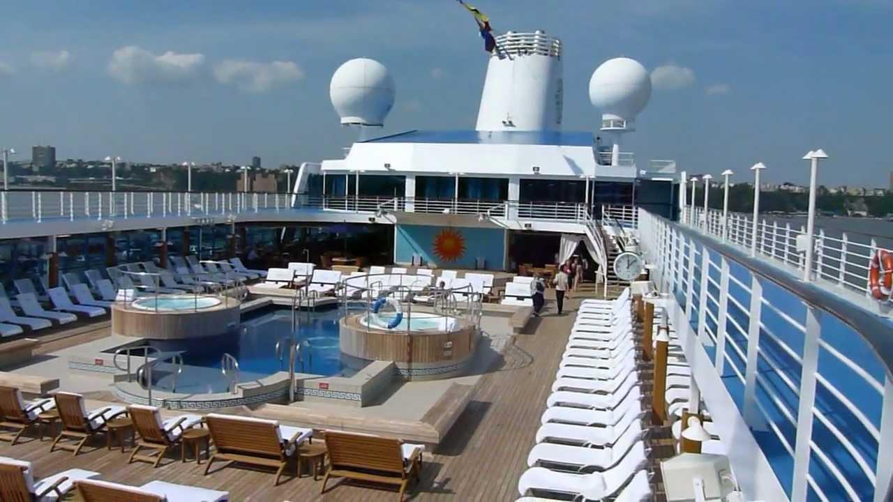 Tour Of Oceania Cruises Regatta PT YouTube - Oceania regatta cruise ship