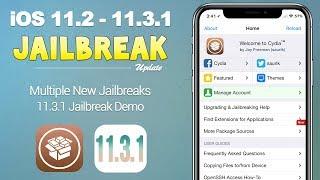 iOS 11.2 & iOS 11.3 Jailbreak Coming? New 11.3.1 Jailbreak Demo & More!    JBU 52