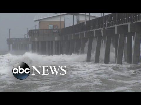 Tropical Storm Cindy brings rain, flooding dangers to Gulf Coast