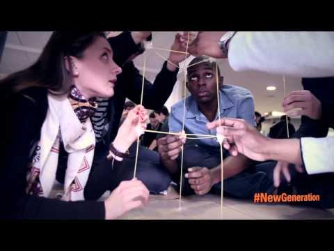 France Business School : Teaser de la web série #NewGeneration