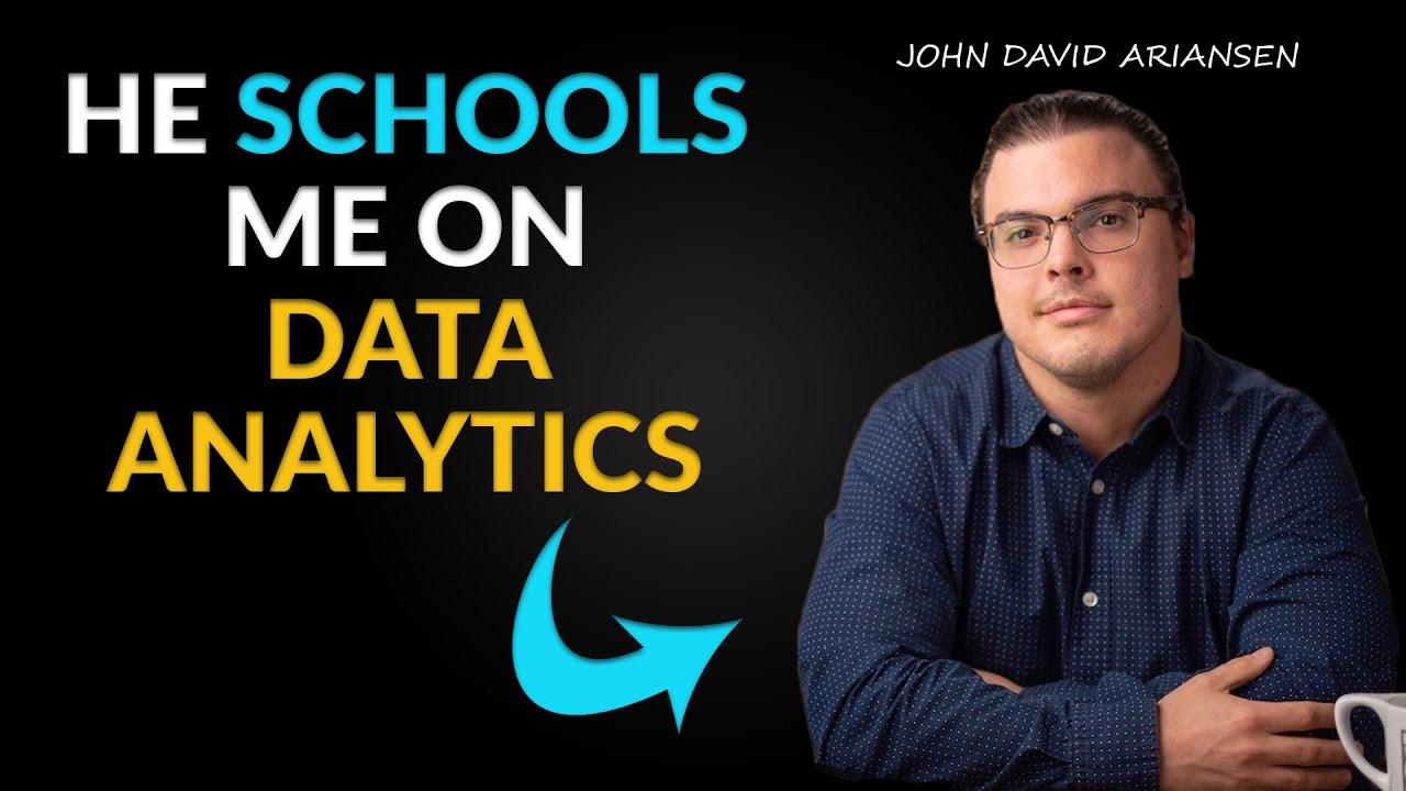 Advice from a Data Analytics CEO (@How to Get an Analytics Job) - KNN EP. 17
