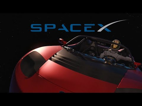 ► SpaceX | Falcon Heavy Testflight Animation