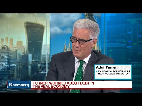 U.K. Should Have Nationalized HBOS During Crisis, Turner Says