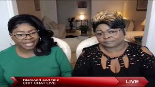 Diamond And Silk discuss Voter I.D. and Swamp Republicans.