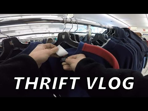 Live Thrift Store Shopping ! Patagonia, Led Zeppelin and more!