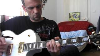 killing joke :  -  the great cull  -  guitar cover