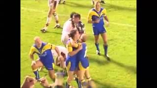 Warrington Wolves v Bradford bulls 2004