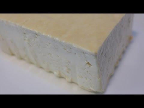 Cómo hacer tofu casero  (Los 2 métodos)