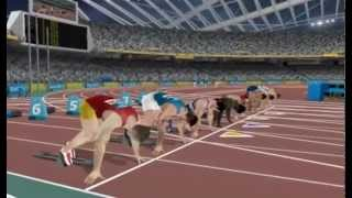 Athens 2004 Episode 1 - 100m [HQ]