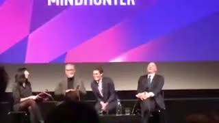 Q&A with Jonathan Groff, Holt McCallany and David Fincher about Mindhunter