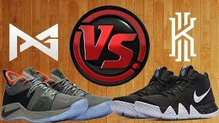 Nike PG 2 vs Nike Kyrie 4 | Don