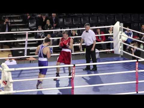 Eimantas Stanionis -- Gerardas Mocka. Lietuvos bokso čempionato finalas 69 kg.