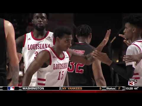 Russell powers Cajuns' comeback