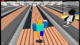 ROBLOX Bowling Alley: Josh7812: Part 1