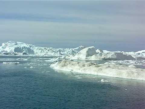 Ilulissat Kangerlua, Greenland