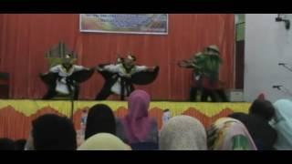 SMP NEGERI 1 Palu juara 1 fls2n 2016 tk prop sulawesi tengah