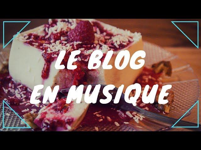 Le blog en musique - Cuisine végane pour débutant·e