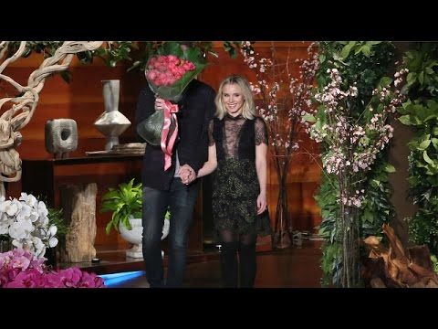 Thumbnail: Kristen Bell and Dax Shepard Talk Celebrity Crushes