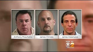 Long Island Doctor, 2 Others Face Charges In Alleged Murder-For-Hire Plot