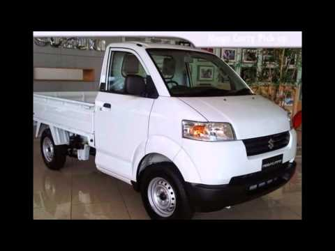 Suzuki Carry Dropside Pick Up Review