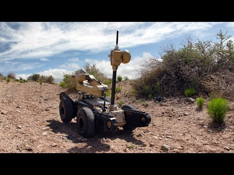 Western National Robot Rodeo & Capability Exercise
