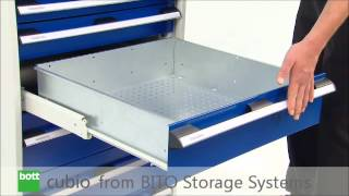 Cabinets & Drawers From Bito Storage Systems