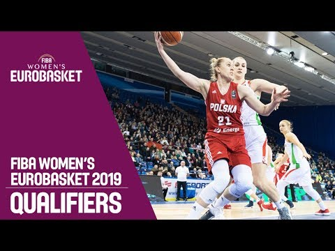 Belarus v Poland - Full Game - FIBA Women's EuroBasket 2019 Qualifiers